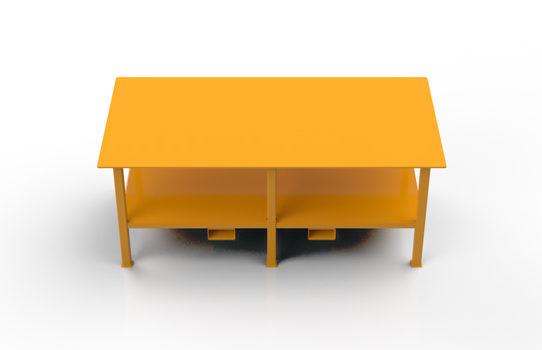 Inovaus | Mining | Workshop Bench-03