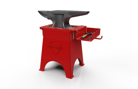 Inovaus   Equine   Anvil Farrier Stand-01