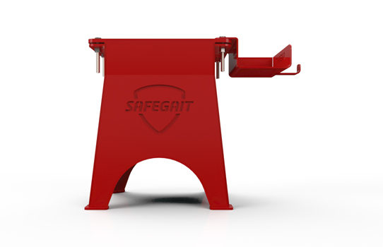 Inovaus   Equine   Anvil Farrier Stand-03