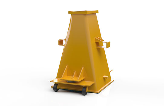 Inovaus   Mining   Axle Stand Front-02
