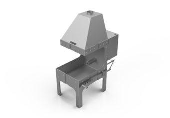 Inovaus | Equine | Safegait Cerberus Forge-01